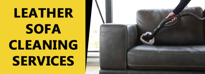 Leather Sofa Cleaning Stockleigh