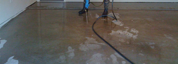 Concrete Floors Sealing Running Creek