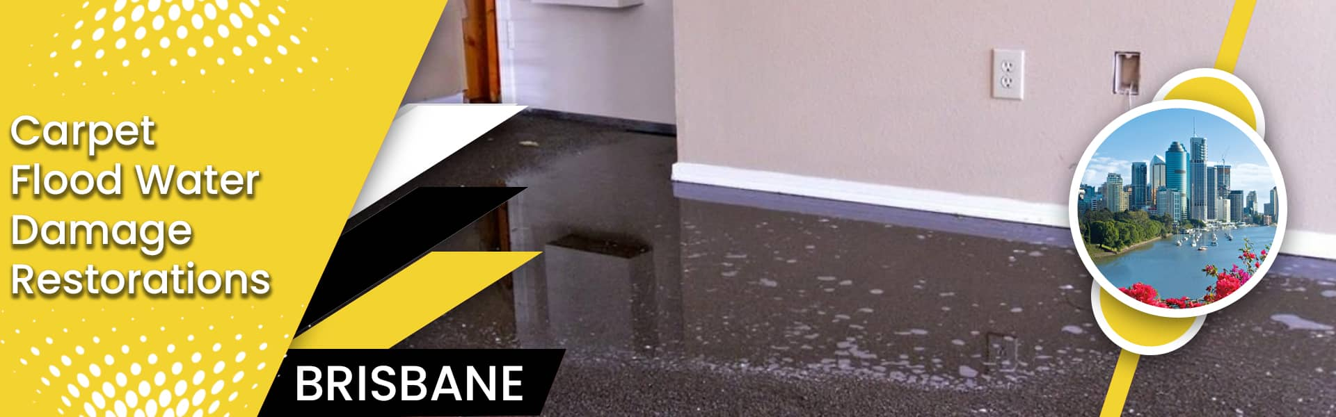 Carpet Flood Water Damage Restorations Brisbane