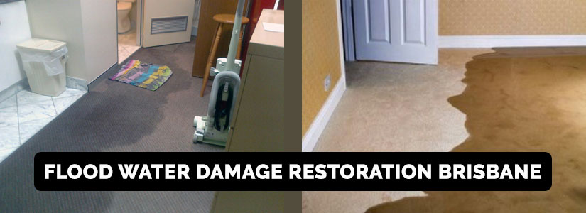 Flood Water Damage Restoration Milbong
