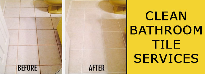 Clean Bathroom Tile Services Brisbane