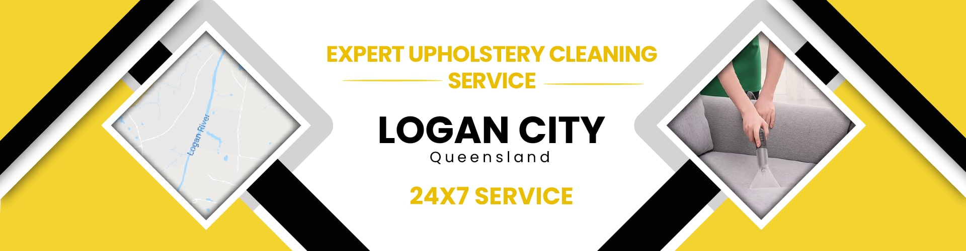 Upholstery Cleaning Logan City