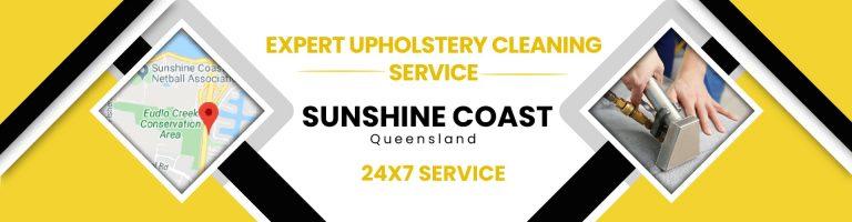 Upholstery Cleaning Sunshine Coast