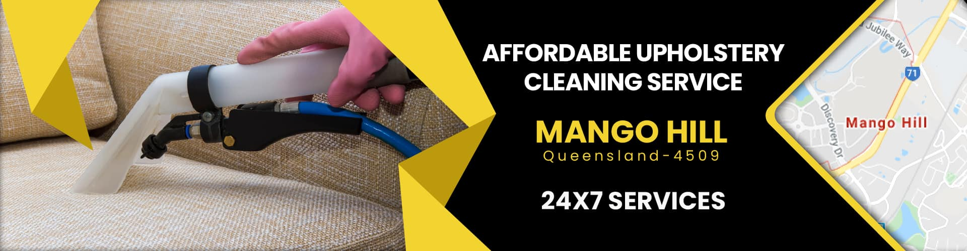 Upholstery Cleaning Mango Hill