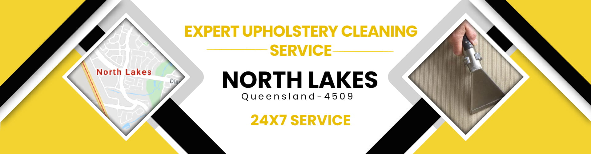 Upholstery Cleaning North Lakes