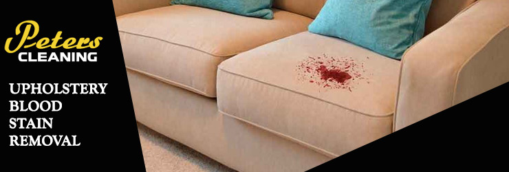 How to Treat a Blood Stain Before the Upholstery Specialist Arrive?