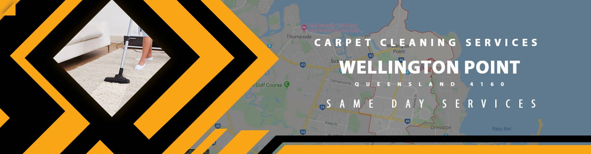 Carpet Cleaning Wellington Point