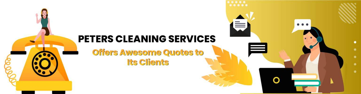 Get A Quote For Cleaning Services