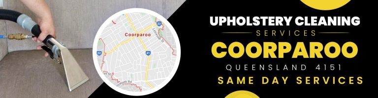 Upholstery Cleaning Coorparoo